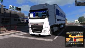 Euro Truck Simulator 2 (1.30) DAF XF106 SSC + DLC's & Mods