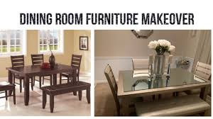 Furniture Transformation    💕Dining Room Furniture Makeover    Easy &  Inexpensive💕
