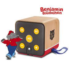 lenco tigerbox benjamin blümchen bluetooth inkl 3 hörspielen