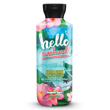 Tanning Bed Lotions With Bronzer by Supre Tan Hello Weekend Ultra Dark Bronzing Lotion Sunless Deals