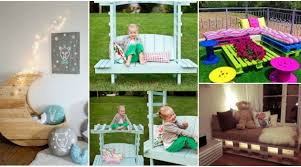 When It Comes For The Pallet DIY Projects Many Of Us Are Delighted And We Want To Know More Ideas All That Furniture Made Out