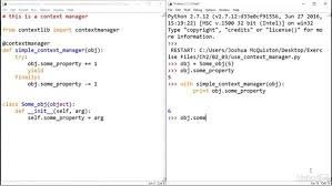 Python Decorators Simple Example by The Contextmanager Decorator