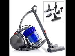 Dyson Dc39 Multi Floor Vacuum by Dc39 Multifloor Canister Vacuum With Accessories Blue Youtube