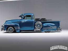 1951 Chevrolet Truck - Lowrider Magazine