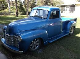 Rust Free 1951 Chevrolet Pickup | Custom Trucks For Sale | Pinterest ...