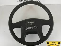 MAN Steering Wheels For Truck For Sale From Lithuania, Buy Steering ... Truck Steering Wheel Cover Black Silver 4446cm Roadkingcouk Brown Masque Grey 4748cm 14 F814h Forever Sharp Wheels Scania 3series Black Real Italian Leather Steering Wheel Cover 1987 Wheel In A Truck Stock Photo Image Of Switches 40572066 Fichevrolet Ww Ii Fire Eagle Field Two Steering Wheeljpg Bestfh Rakuten Leather Car Auto American Simulator Youtube Pro Usa Chevy Gm Perforated Ss