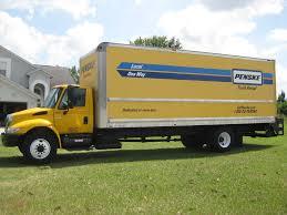 100 Truck Renta Penske L International 4300 Morgan Box