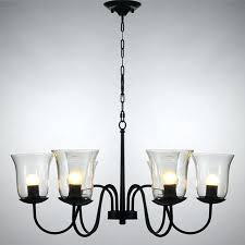 chandeliers chandelier bulb cover glass light for awesome home
