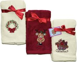 Decorative Hand Towel Sets by Top 10 Best Christmas Hand Towels 2017 Heavy Com