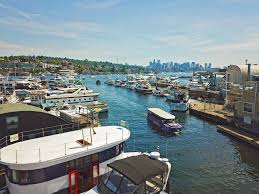 100 Lake Union Houseboat For Sale Seattle Andante SOLD Seattle S