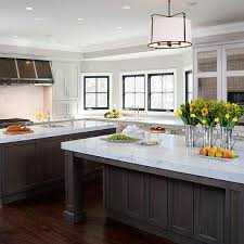 2 kitchen islands design ideas