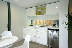 Kitchenette Ideas Modern The Comfort Of A Stylish Mini Kitchen Tiny Design