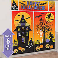 Cheap Scene Setters Halloween by Scene Setters Decorating Themes And Ideas