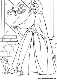 Barbie Princess Printable Coloring Pages 6 As The And Pauper On