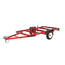 100 Whittemore Truck And Trailer 1195 Lbs Capacity 48 In X 96 In Heavy Duty Folding