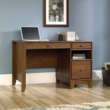 Sauder Shoal Creek Desk Oiled Oak by Sauder Camarin Computer Desk Walmart Com
