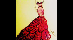filipino evening gown designer youtube