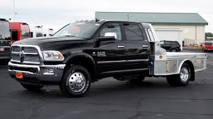 100 Dodge Dually Trucks For Sale 2017 Ram 3500 Laramie CUMMINS Hillsboro Aluminum Truck Bed Dayton Piqua Ohio 27948T
