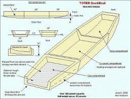 stitch and glue jon boat building