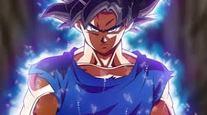 Ultra Instinct Is Halfway There I Think The True Transformation Dbz
