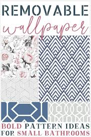 Bold Removable Wallpaper Patterns For Small Bathrooms - The ... How To Removable Wallpaper Master Bathroom Ideas Update A Vanity With Hgtv Main 1932 Aimsionlinebiz Create A Chic With These Trendy Sa Dcor New Kitchen Beautiful Elegant Vinyl Flooring Craft Your Style Decoupage And Decorate Custom Bathroom Wallpaper Ideas Design Light 30 Gorgeous Wallpapered Bathrooms Home Design Modern Neutral Graphic Takes This Small From Basic To Black White For Hawk Haven For The Washable Safe Wallpapersafari