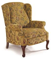 Lane Wing Chair Recliner Slipcovers by Heathgate Wingback High Leg Recliner Chair By Lane Home Gallery