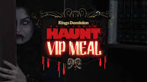 Halloween Haunt Kings Dominion by Kitsuneverse Haunts Kings Dominion U0027s Vip Meal Experience And