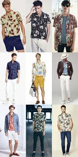 Mens Hawaiian Shirts Outfit Inspiration Lookbook