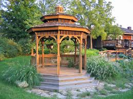 Outdoor Decor: 15 Backyard Gazebos That Are Perfect For Summer ... Backyard Gazebo Ideas From Lancaster County In Kinzers Pa A At The Kangs Youtube Gazebos Umbrellas Canopies Shade Patio Fniture Amazoncom For Garden Wooden Designs And Simple Design Small Pergola Replacement Cover With Alluring Exteriors Amazing Deck Lowes Romantic Creations Decor The Houses Unique And Pergola Steel Are Best