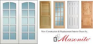 Beautiful premium quality interior doors by Masonite