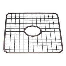 Sink Protector Mat Amazon by Amazon Com Kitchen Sink Grid Protector Rack With Drain Hole In
