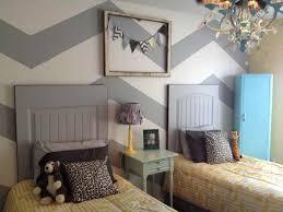 kreative deko ideen schlafzimmer und farbgestaltung in weiß