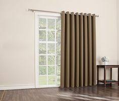 Kohls Grommet Blackout Curtains by Eclipse Thermaback Microfiber Grommet Blackout Curtain Panel
