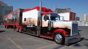 Custom Peterbilt Semi Trucks, Semi Trucks | Trucks Accessories And ...