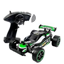 100 Radio For Trucks FSTgo Fast RC Cars Off Road 120 2WD Remote Control For Adults Controlled Drift Race Buggy Hobby Car Green