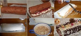 comment decorer une buche de noel bûche chocolat mascarpone et framboises tout le monde à table