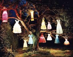 tim walker hanging dresses