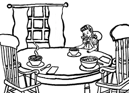 Goldilocks And The Three Bears Coloring Pages Free Printable 26857 Sheets