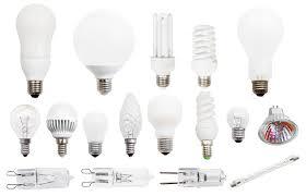 light bulb incandescent compact fluorescent halogen ls new