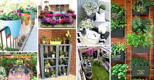 Balcony Garden Ideas Indian Decoration