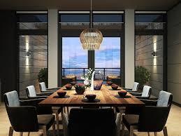 Chandelier Modern Dining Room by Modern Dining Room Chandelier In Spectacular Coastal House Design