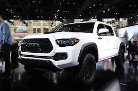 2019 Toyota Tacoma, Tundra And 4Runner TRD Pro Receive A Host Of Off ... New 2018 Toyota Tacoma Trd Sport Double Cab In Tallahassee M014205 The 2017 Pro Is Bro Truck We All Need 2019 East Petersburg Lineup Is Even More Impressive By Kingston Off Road 5 Bed V6 At Santa Top Speed Fe First Drive No Pavement No Problem 2015 Series Test Review Car And Driver
