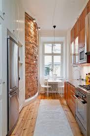 amenager une cuisine en longueur id al comment amenager sa cuisine en longueur derni re