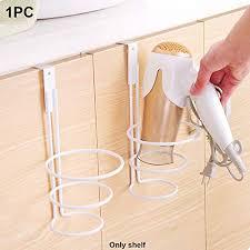 badezimmer haartrockner aufbewahrungsregal zak168