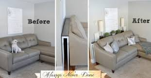 How To Make A Sofa Table Fit Your Living Room