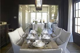 modern rustic dining rooms interior design