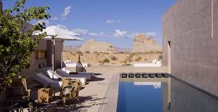 100 Utah Luxury Resorts The Amangiri Suite Accommodation Aman