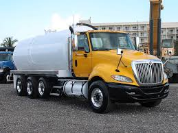 2011 INTERNATIONAL PRO-STAR PREMIUM SEPTIC TANK TRUCK FOR SALE #2711