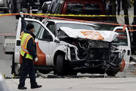 New York Truck Attacker Planned For Weeks And Carried Out Rampage In ...