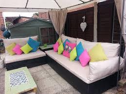Diy Pallet Patio Furniture Cushions Wood Chair Build